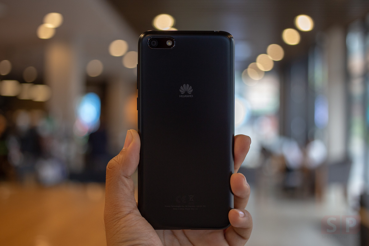 Review HUAWEI Y5 Prime 2018 SpecPhone 0012