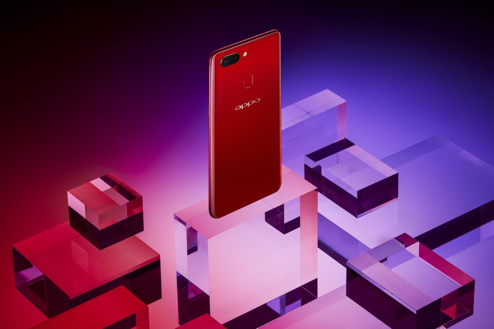 OPPO R15 Pro Ruby Red