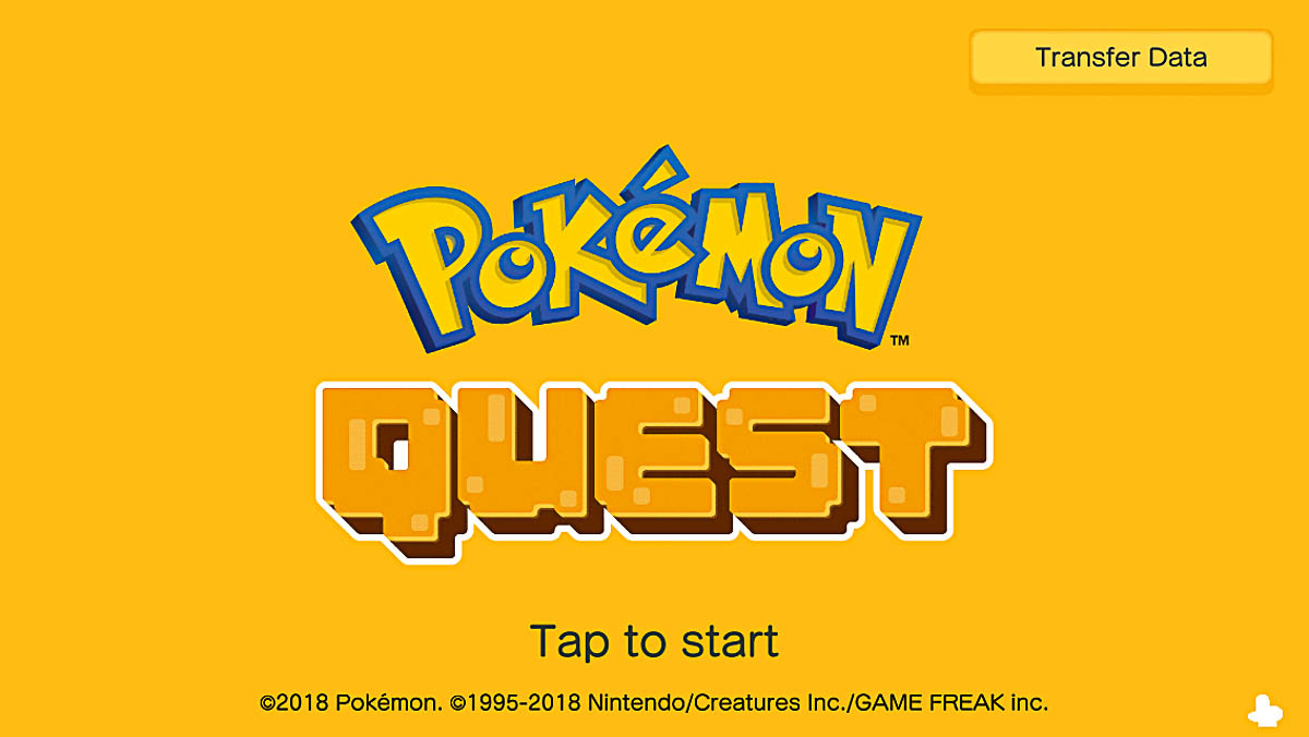 Pokemon Quset  4