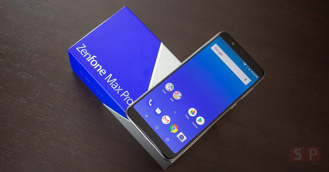Preview Asus Zenfone Max Pro M1 เกมมิ่งสมาร์ทโฟนราคาเริ่มต้นที่ 5,990 บาท คุ้มกว่านี้ไม่มีอีกแล้ว !!