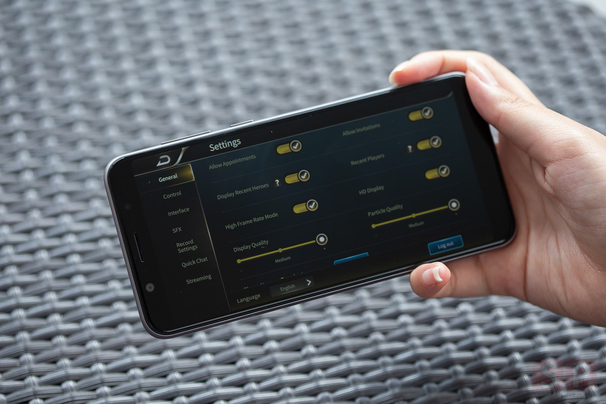 Review Asus Zenfone Max Pro SpecPhone 18