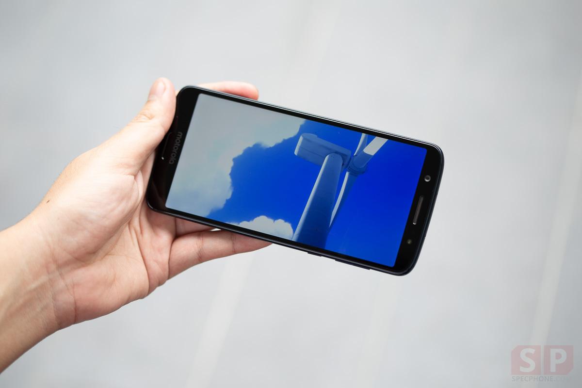 Review Motolora x4 SpecPhone 12
