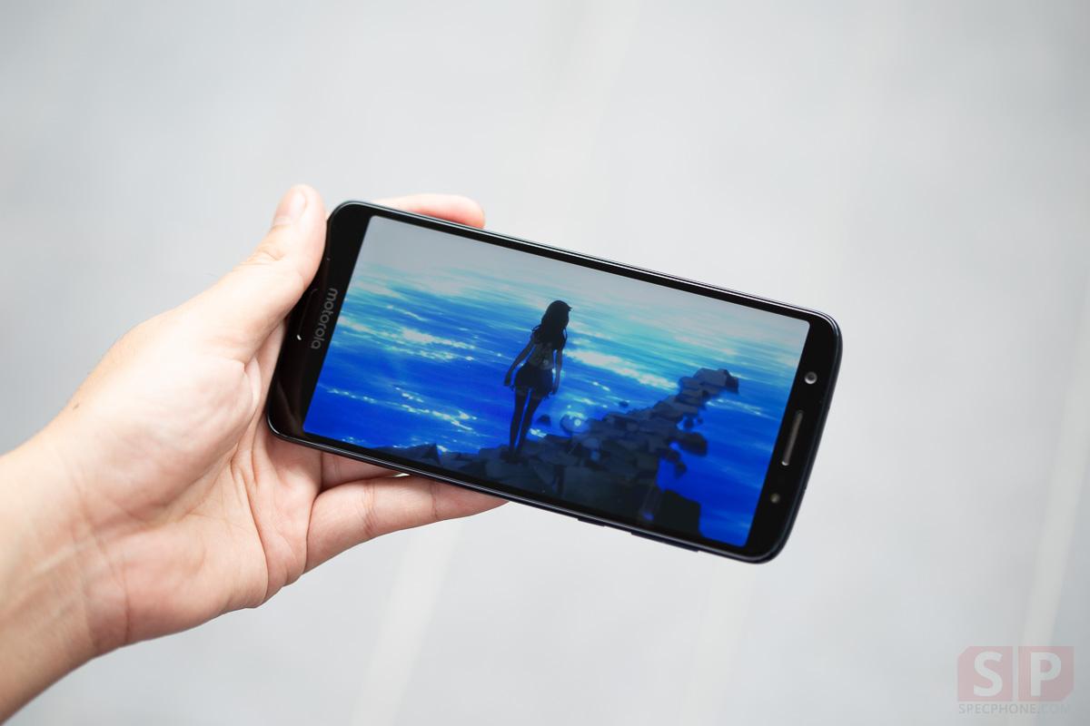 Review Motolora x4 SpecPhone 13