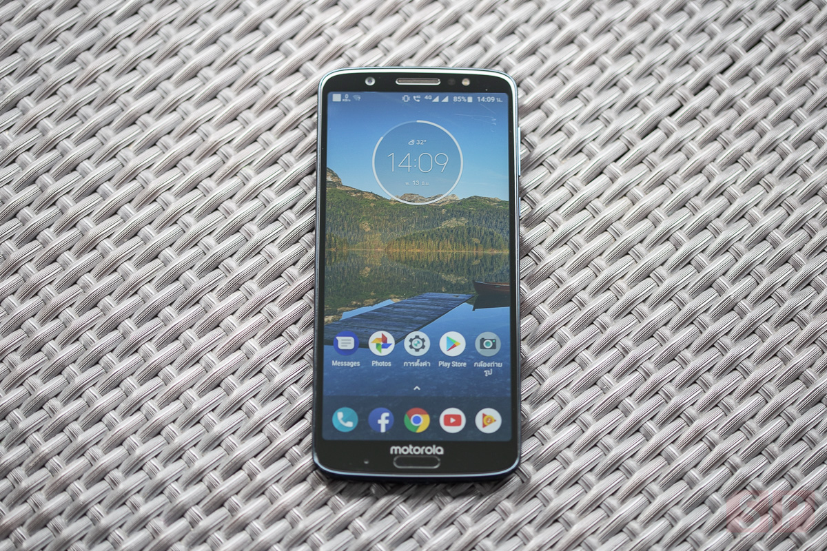 Review Motolora x4 SpecPhone 9