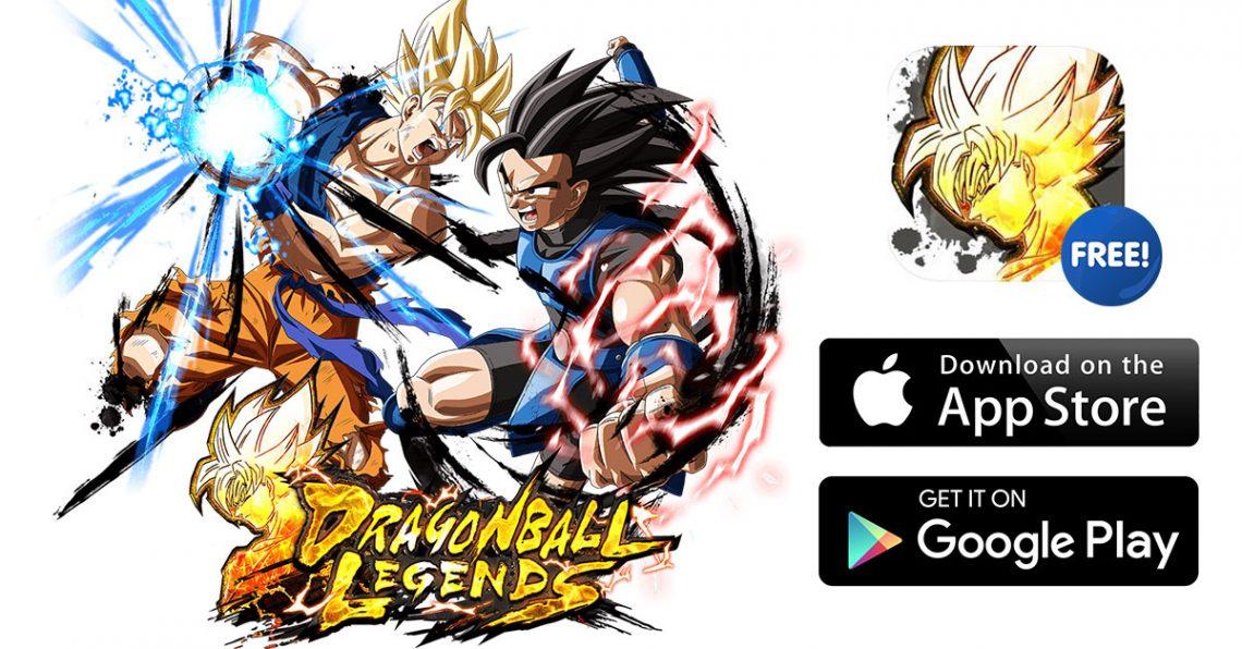 Dragon Ball Legends กราฟิกอลังการ ภาพสวย ต่อสู้แบบมัน ๆ สาวก Dragonball ไม่ควรพลาด