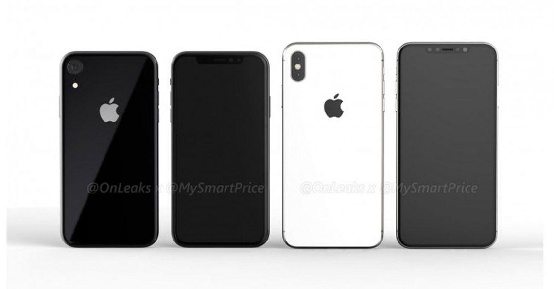 เผยภาพเร็นเดอร์ iPhone X Plus หน้าจอ 6.5 นิ้ว เพิ่มขนาดเอาใจคนชอบจอใหญ่ ในดีไซน์เดิม