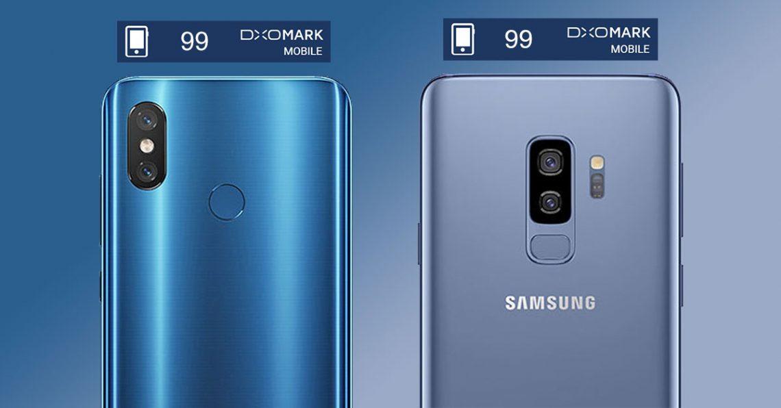[Camera Battle] เปรียบเทียบกล้องหลัง Xiaomi Mi 8 VS Samsung Galaxy S9+  !!