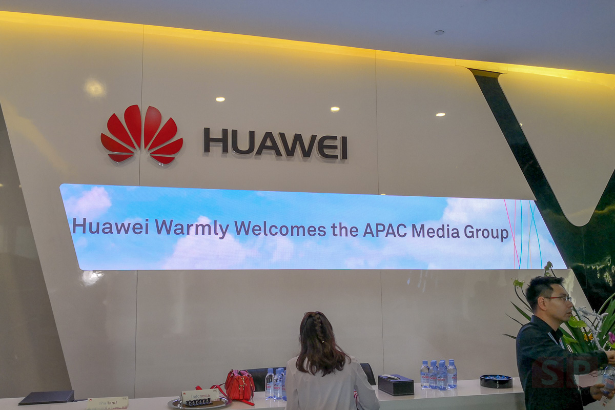 Exclusive HUAWEI HQ Visit July 2018 SpecPhone 001