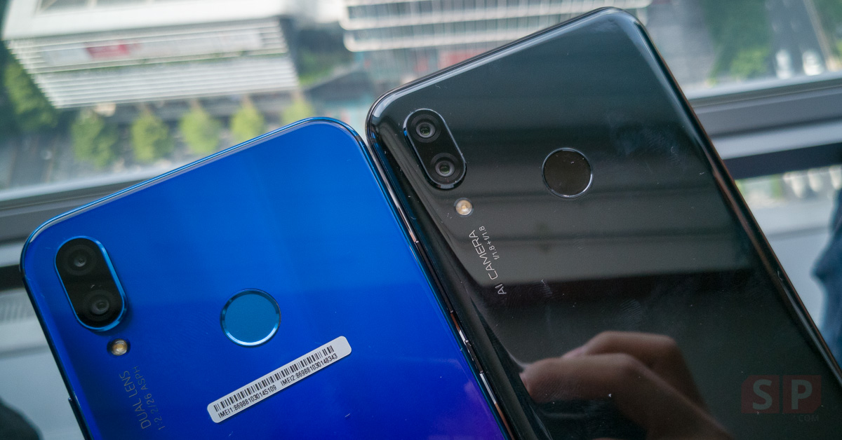 Hands on HUAWEI nova 3 and nova 3i Cover SpecPhone 002