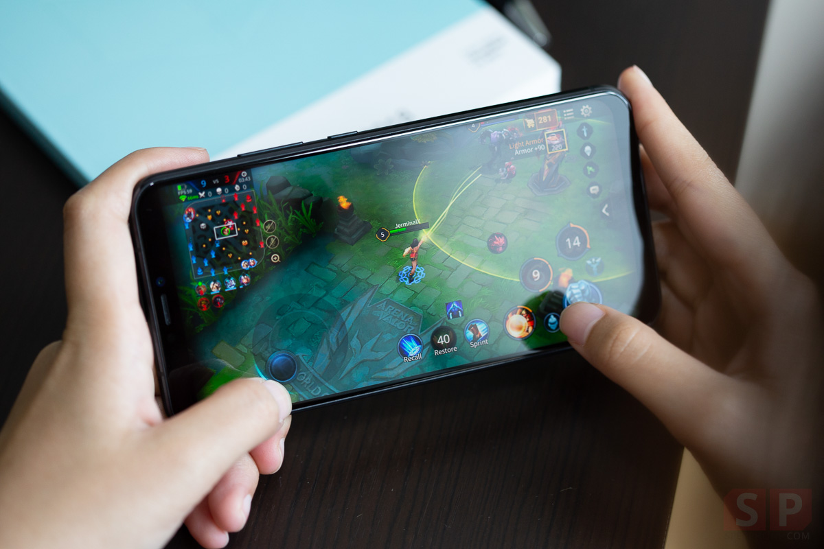 Review ASUS Zenfone 5z SpecPhone 24