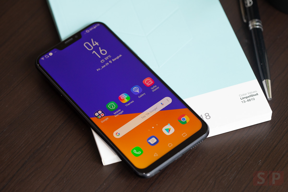Review ASUS Zenfone 5z SpecPhone 26