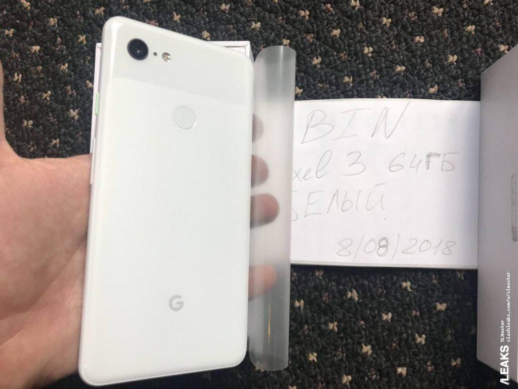 Google Pixel 3 XL Unboxing 5
