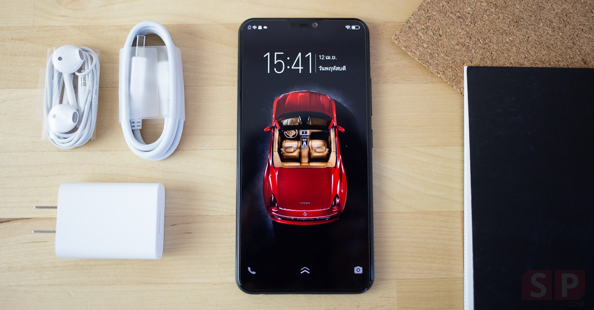 Review Vivo V9 SpecPhone 46