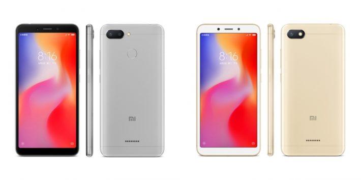 Xiaomi Redmi 6 Redmi 6A