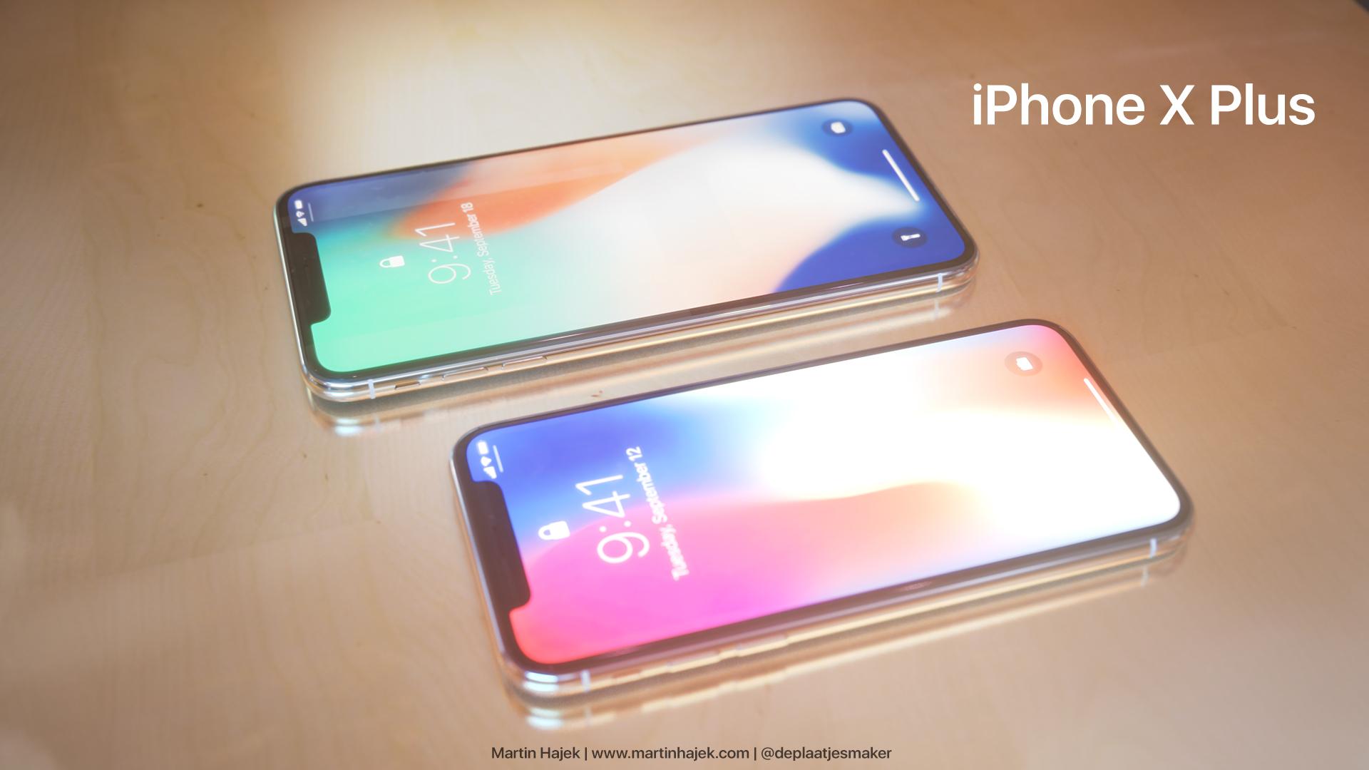 iPhone X Plus concept Martin Hajek 006