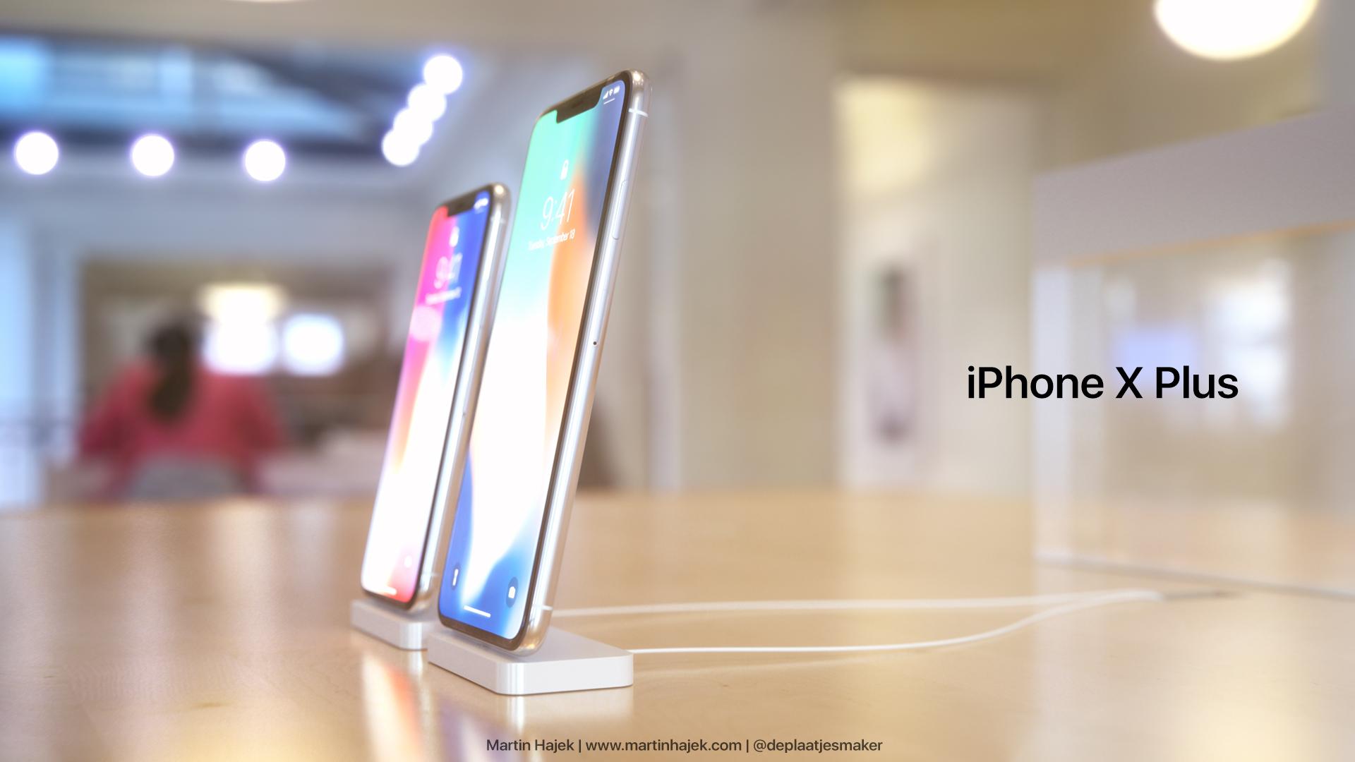 iPhone X Plus concept Martin Hajek 009