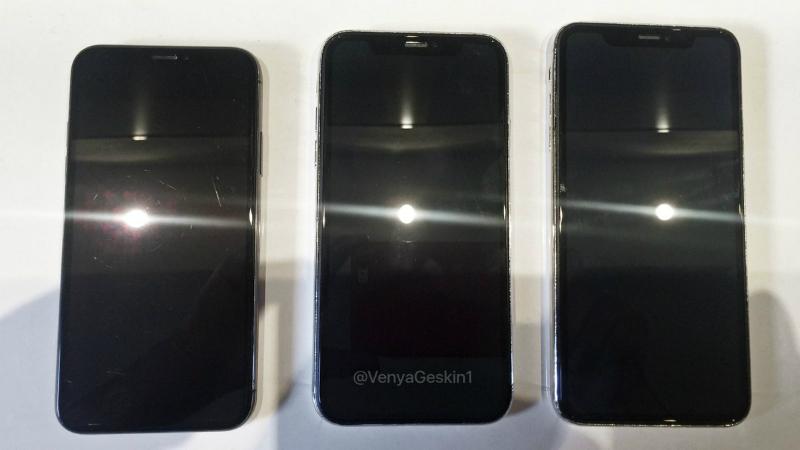 iPhone X Plus และ iPhone 9 2