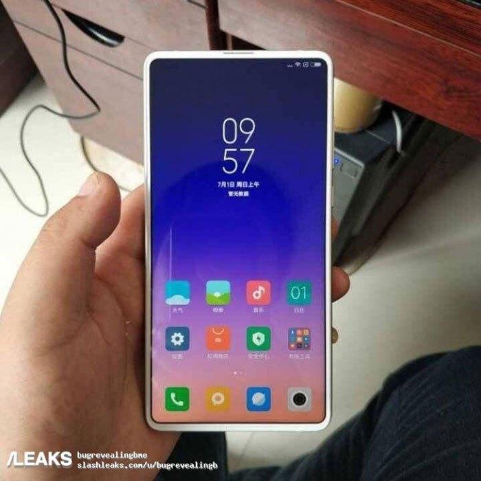 ผู้บริหาร Xiaomi ปล่อยเอง ภาพ Xiaomi Mi Mix 3 มาพร้อมกับกล้องสไลด์ !!