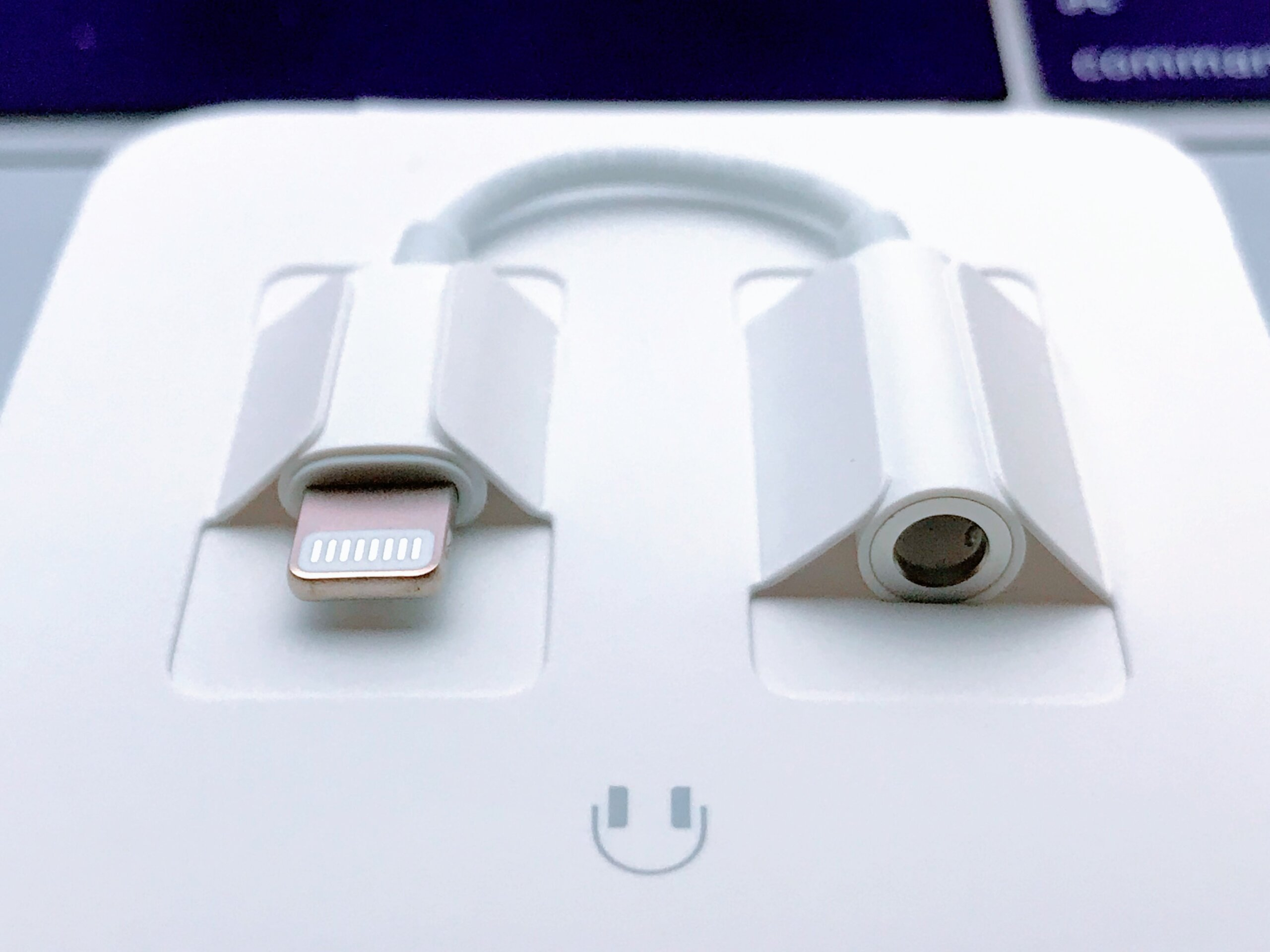Apple iPhone Lightning to 3.5 mm Headphone Jack Adapter scaled