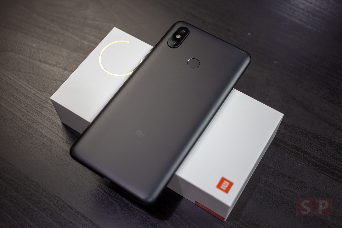 Hands on Xiaomi Mi Max 3 SpecPhone 003