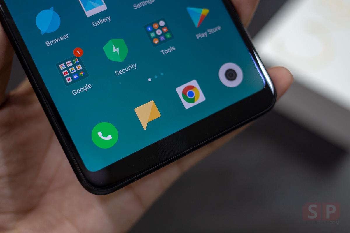 Hands on Xiaomi Mi Max 3 SpecPhone 010