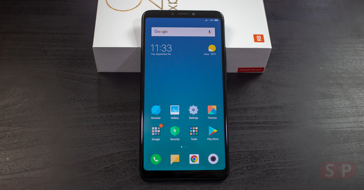 Hands on Xiaomi Mi Max 3 SpecPhone Cover 001