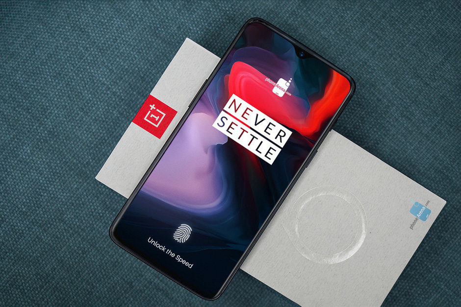 Our clearest look yet at the OnePlus 6T triple camera and in display fingerprint scanner in tow