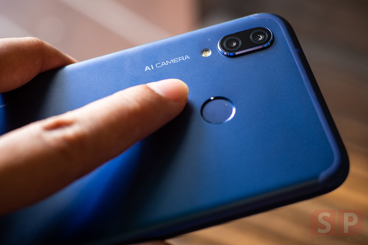 Review Honor Play SpecPhone 19