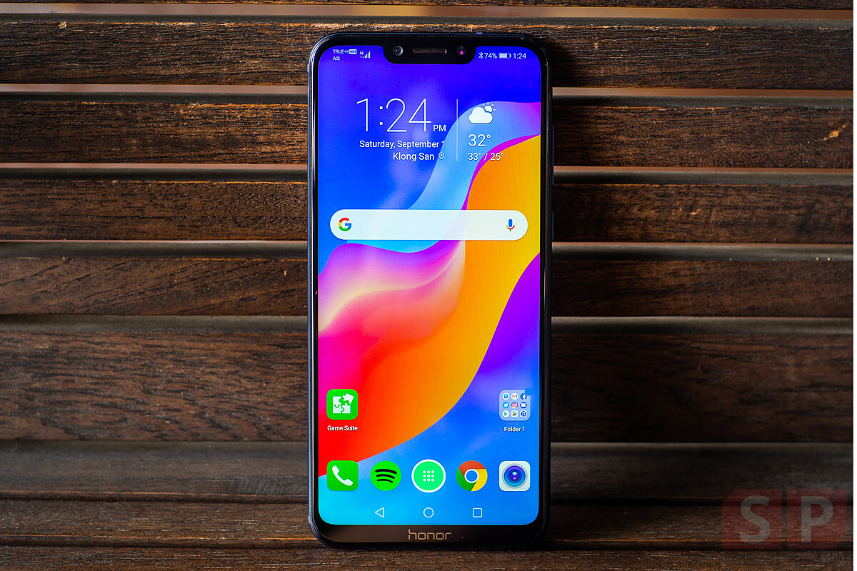 Review Honor Play SpecPhone 25