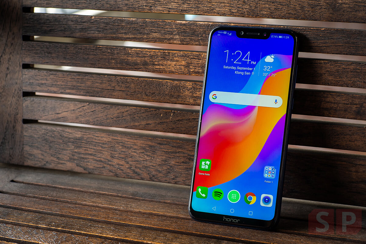 Review Honor Play SpecPhone 26