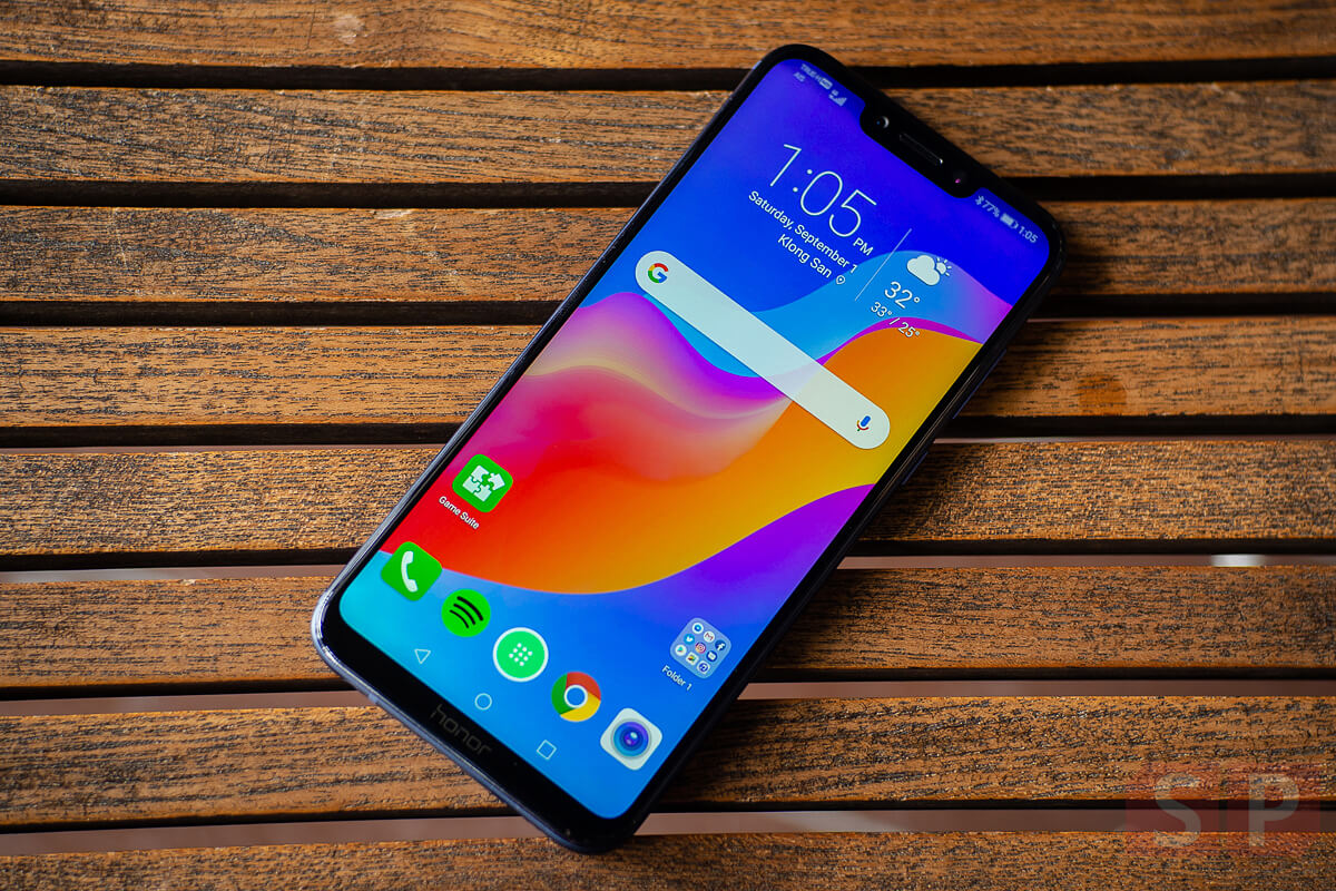 Review Honor Play SpecPhone 6