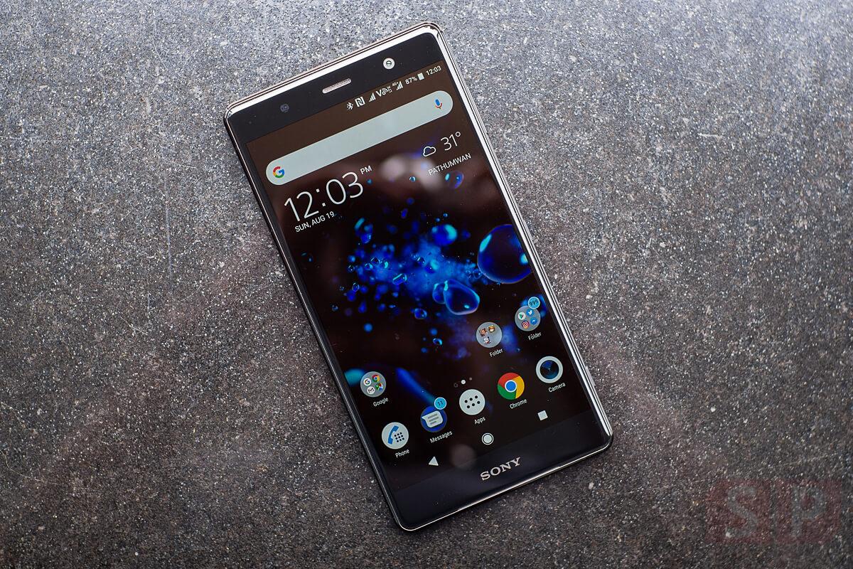 Review Sony Xperia XZ2 Premium SpecPhone 1