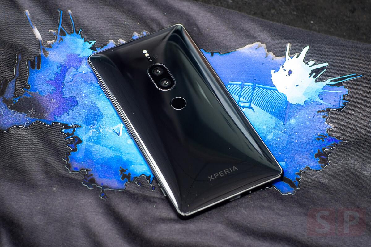 Review Sony Xperia XZ2 Premium SpecPhone 3