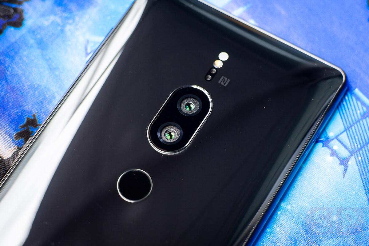 Review Sony Xperia XZ2 Premium SpecPhone 4