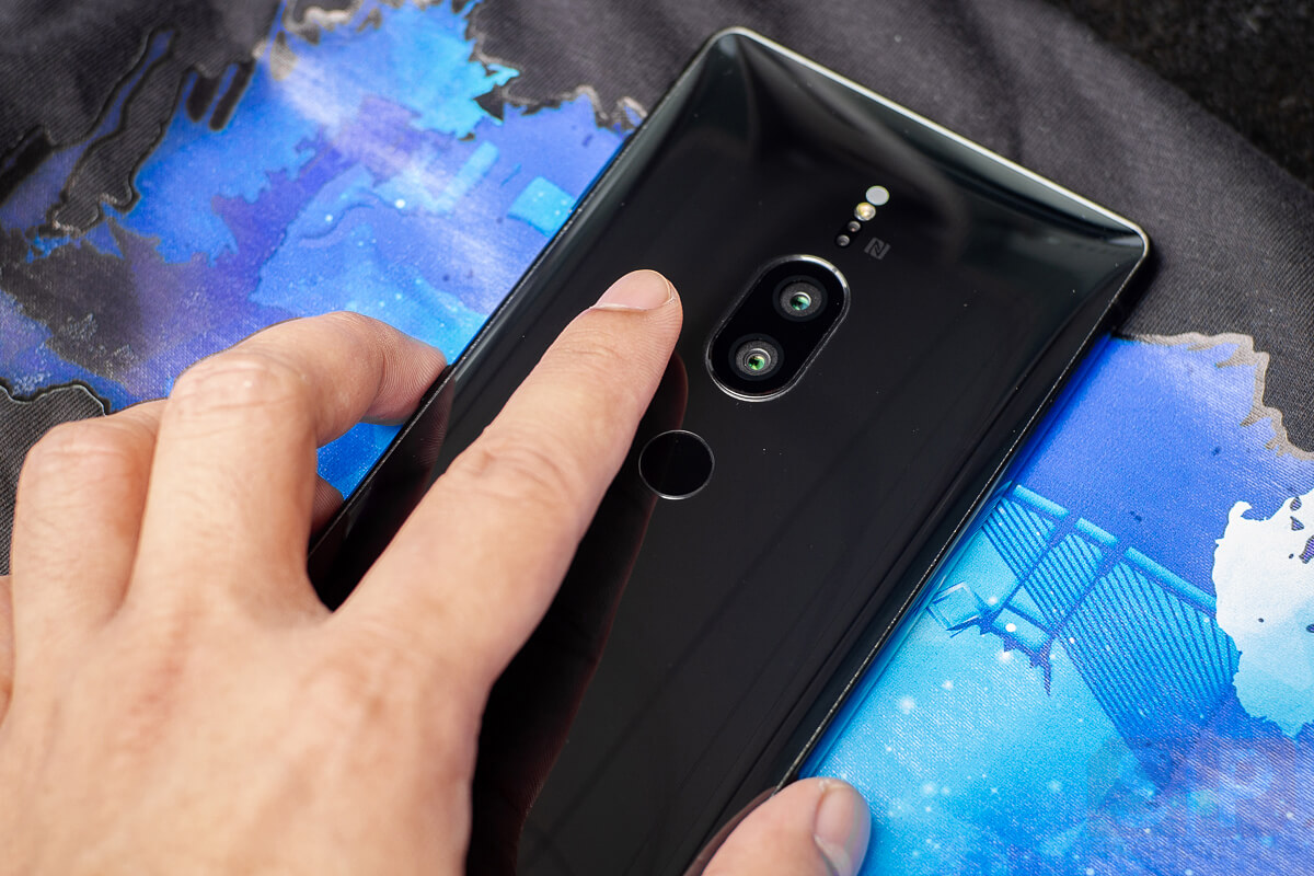 Review Sony Xperia XZ2 Premium SpecPhone 6