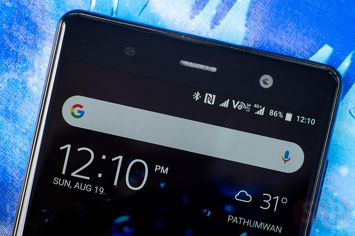 Review Sony Xperia XZ2 Premium SpecPhone 9