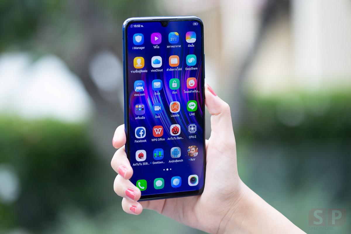 Review Vivo V11 Pro SpecPhone 21