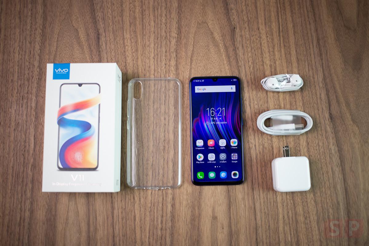 Review Vivo V11 Pro SpecPhone 38