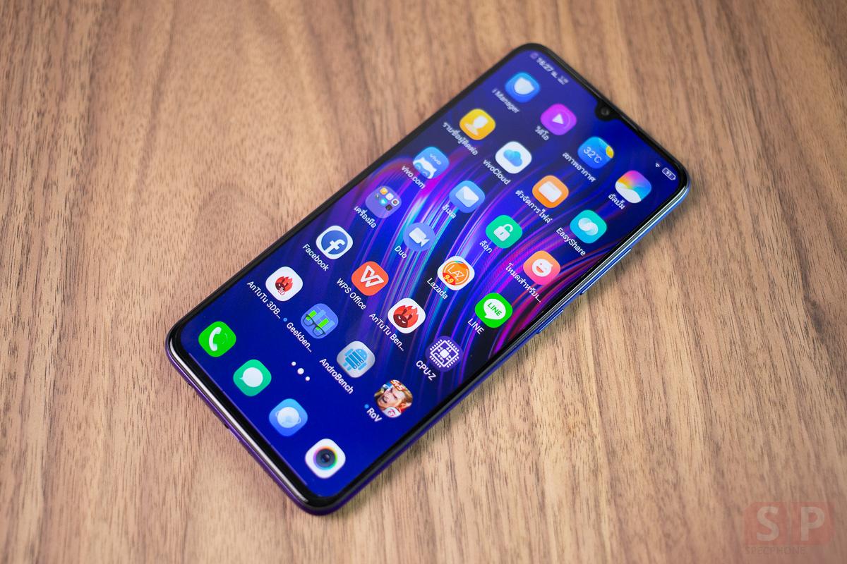 Review Vivo V11 Pro SpecPhone 47