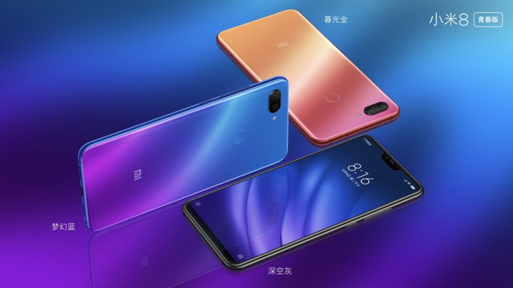 Xiaomi Mi 8 Lite Youth all gradients 1024x576 1