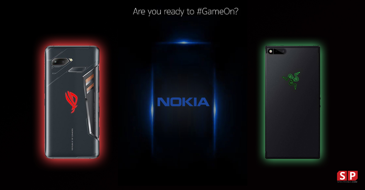 Nokia Gaming Phone