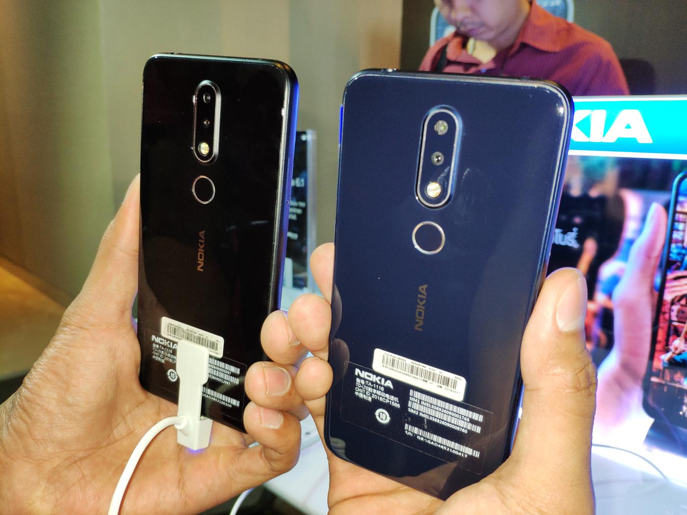 [Hands On] ลองจับ Nokia 6.1 Plus ดีไซน์หรูหรา จอ Fullview สเปคแจ่ม ในราคา 8,990 !!
