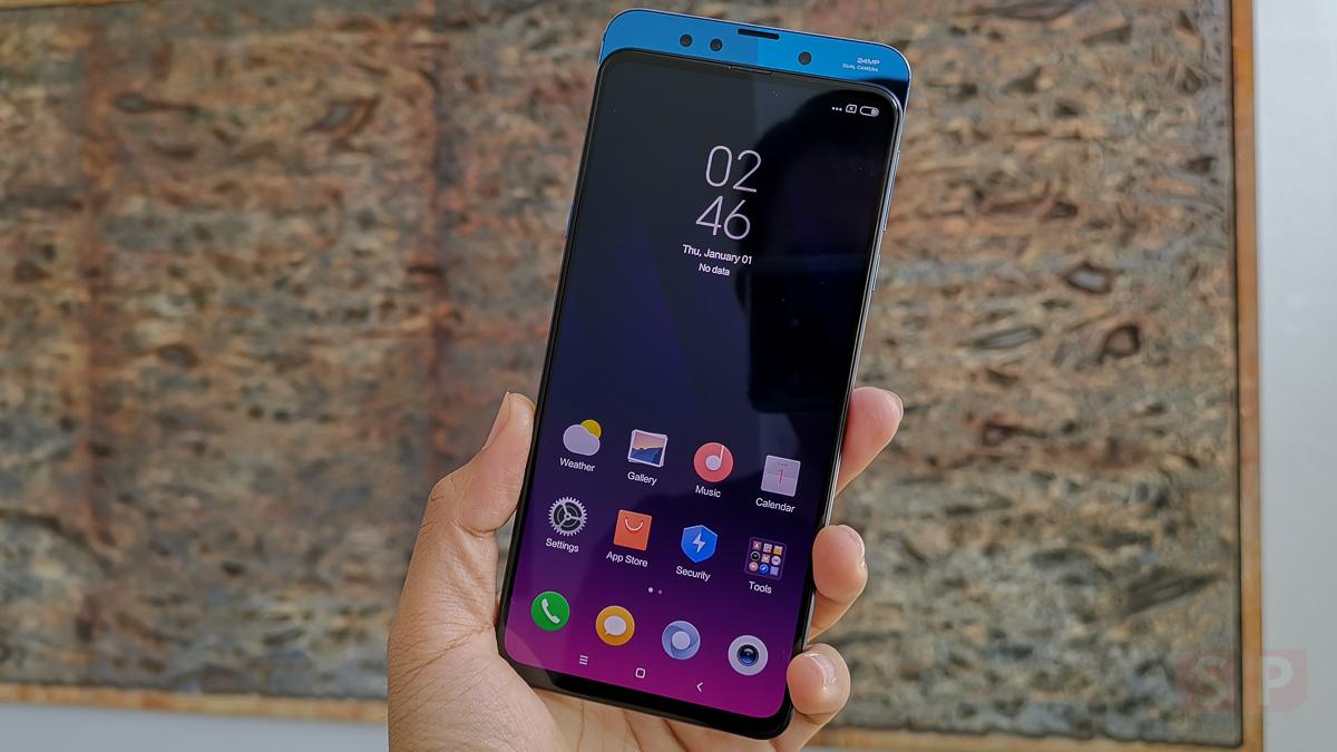 Hands on Xiaomi Mi MIX 3 SpecPhone 0001