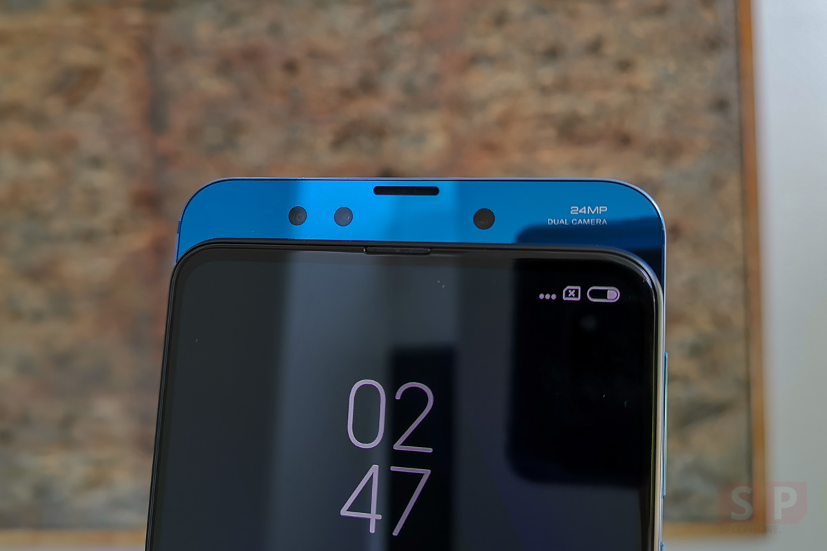 Hands on Xiaomi Mi MIX 3 SpecPhone 0003