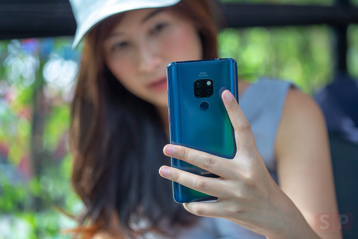 Review HUAWEI Mate 20 SpecPhone 1