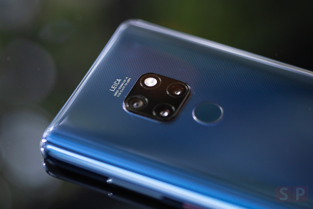 Review HUAWEI Mate 20 SpecPhone 10