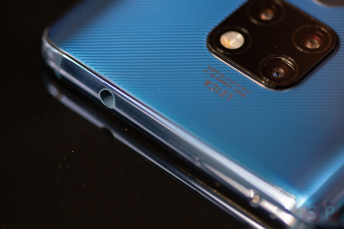Review HUAWEI Mate 20 SpecPhone 11