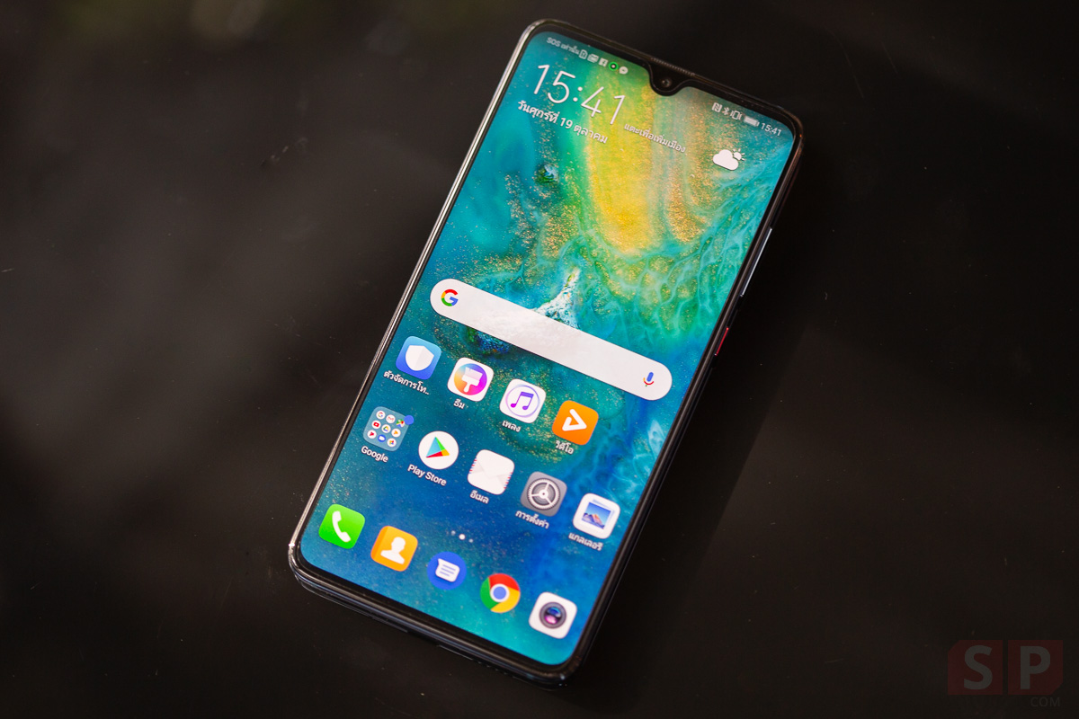 Review HUAWEI Mate 20 SpecPhone 14