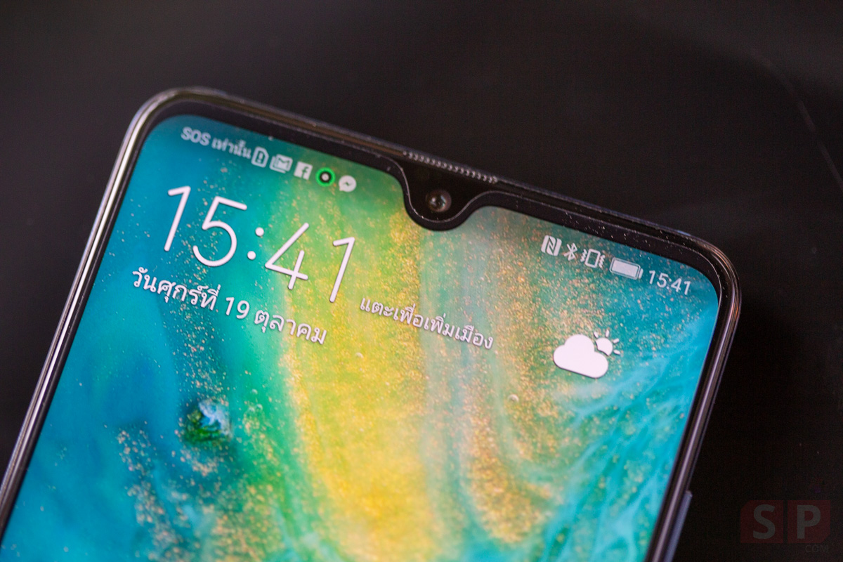 Review HUAWEI Mate 20 SpecPhone 16