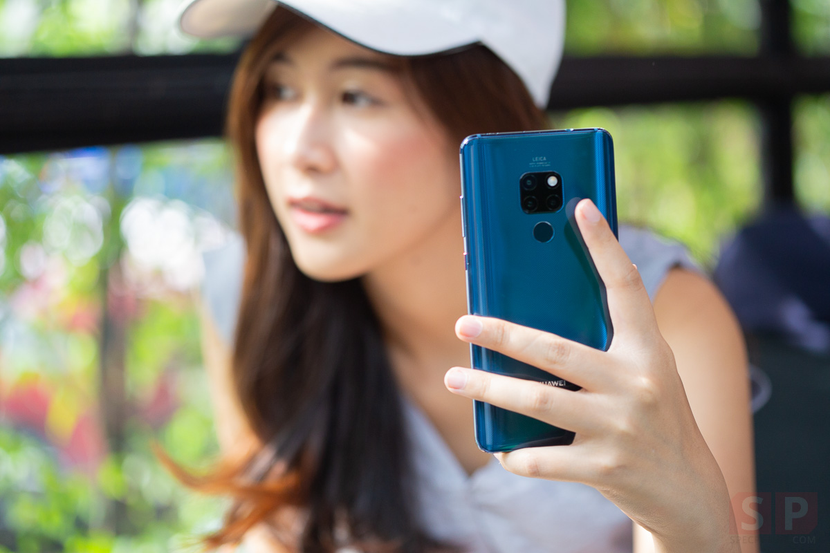 Review HUAWEI Mate 20 SpecPhone 2